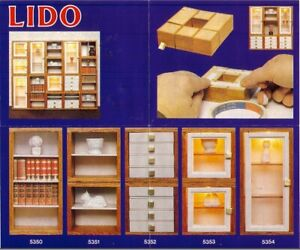 LUNDBY DOLLHOUSE VINTAGE LIDO BROCHURE FROM EARLY 1980's