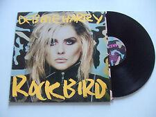 Debbie Harry – Rockbird -Disco 33 Giri LP Album Vinile Stampa UK 1986 Synth-Pop