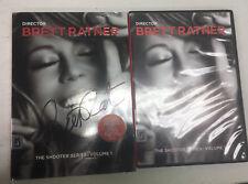 SIGNED The Shooter Series, Vol. 1: Brett Ratner (DVD, 2009)