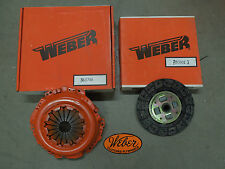 WEBER CLUTCH PRESSURE PLATE AND DISC FOR TOYOTA PICK-UP