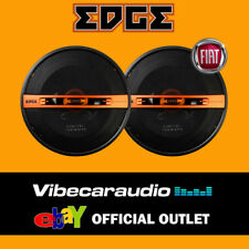 Fiat Punto 1993-2005 Edge EDST216 - 16.5cm Speakers 180W Front Door Upgrade