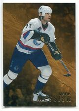 1998-99 Be A Player Gold 290 Mark Messier