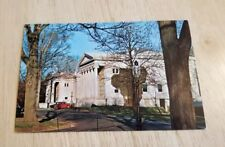 Vintage Postcard Whigs Hall & Clio Hall Princeton University Cliosophic Society