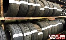 USED PART WORN TYRE 195 / 65 / 15 BUDGET 5mm TREAD #6