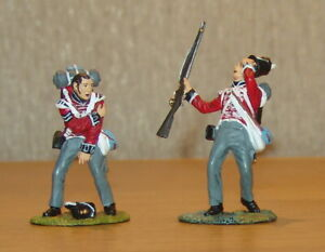 William Britain Napoleonic 41159 -  British Wounded Collectors Club