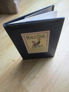 Roald Dahl The Vicar Of Nibbleswicke 1st UK Edition 1st Print HB DJ 1991