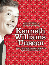 Kenneth Williams Unseen: The private notes, scripts and photographs, Davies, Rus