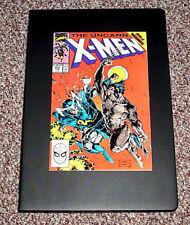THE UNCANNY X-MEN #258  MARVEL COMIC 1990