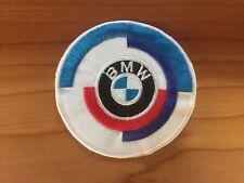 TOPPA RICAMATA PATCH TERMOADESIVA BMW