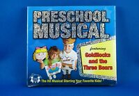 Preschool Musical [2 Discs] [Digipak] * by Twin Sisters (CD, 2008 ) New Sealed