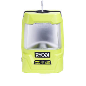 Ryobi One+ 18V LED Area Light With USB Port/battery not included