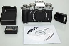 Fujifilm Fujinon X-T3 (Silver) 26MP 4K Mirrorless Digital Camera EX++ condition!