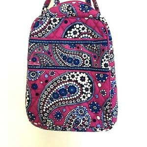 VERA BRADLEY LET'S DO LUNCH BOYSENBERRY - NWT(HARD TO FIND)