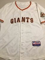 san francisco giants Cool Base Embroidered Jersey Size 48