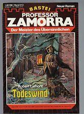 PROFESSOR ZAMORRA Band 214 / TODESWIND