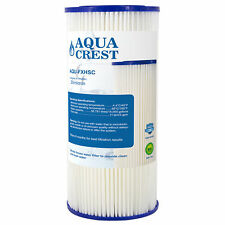 Fits GE FXHSC GXWH40L GXWH30C GXWH35F Whole House Sediment Filter 1 Pack
