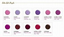 Calgel  Color Gel Purple Colors / 11 shades Free Shipping!!