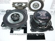 Alpine SXE-1025S Koax Lautsprecher 2 wege auch für Armaturenbrett Boxen 10cm