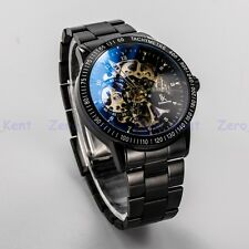 IK Colouring Hollow Perspective Automatic Mechanical Men's Watch. Fashion Gifts