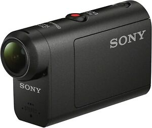 Sony HDR-AS50 Action Camera with 60m Waterproof Housing HD Bluetooth WiFi Black