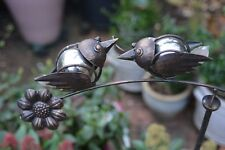 Exceptionnel Balancing Love Birds Moving Garden Ornament   Lovebirds Gardening Lovers  Gift