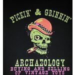 Pickin and Grinnin Archeology