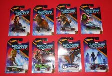 HOT WHEELS GUARDIANS OF THE GALAXY VOL. 2 SET 2016 SHIPS FREE