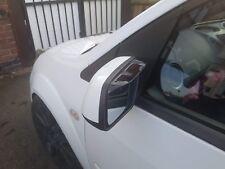 Ford Fiesta Mk6 2005-2008 Wing Mirror Rain Shields Visor Eyebrow All Models st