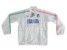 Puma Italien Walk Out Jacke FIGC Herren Größe XL -NEU- Italia 744249 07
