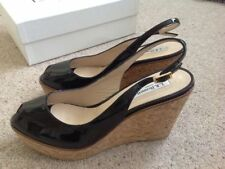 L.K. Bennett Patternless Patent Leather Heels for Women