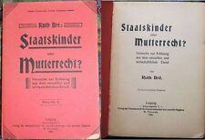 Deutsche antiquarische Bücher von 1900-1949 als Erstausgabe