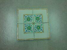 Decoro 20x20 cucina FIORI mattonelle 10x10 20 pezzi