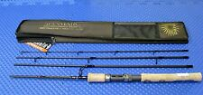 Daiwa Pac Rod Spinmatic SMC704ULFS HP Graphite 4pc 7' UL Rod