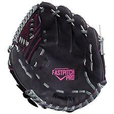 "Franklin Softball Fielding Glove 12.5"" Fast Pitch Pro Series Left-Hand"