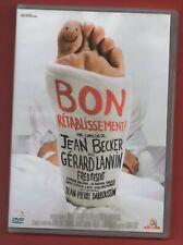 DVD - BON RETABLISSEMENT avec Gérard Lanvin, ...