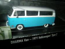 1:43 Greenlight Lost Dharma Van VW Typ 2 Bus 1971 in OVP