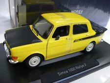 Simca 1000 Rallye 2 Baujahr 1976 gelb 1 18 NOREV