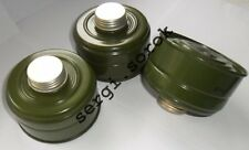 NBC USSR Russian Gas Mask Filter Canister GP-5k 40mm with  box for gp-5/7/9,3pcs
