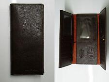 portefeuille marron