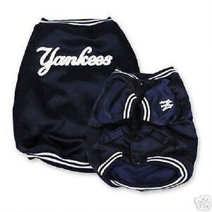 MLB NY Yankees  Dog Pet Jersey CLOSEOUT! HURRY