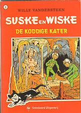 SUSKE EN WISKE MINI 08 - DE KODDIGE KATER