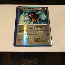 Pokemon Reverse Holofoil Bouffalant Card From The Plasma Storm Set 114/135 Xy
