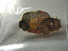 "NEW Vintage Hard Rock Cafe HRC Pin 1 1/8"" Small London Taxi Cab Car"