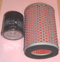 Air & Oil filter for Honda CB CB400 Super Four NC31