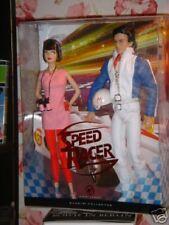 Barbie Ken Speed Racer 2008 Pink Label Giftset Mattel NRFB
