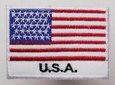 USA STARS & STRIPES AMERICAN FLAG Iron-On Patch - MIX 'N' MATCH - #3F24