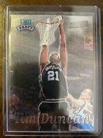 1997-98 Topps Stadium Club Tim Duncan Rookie #201 RC San Antonio Spurs HOF