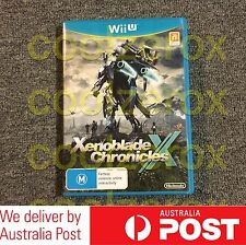 Xenoblade Chronicles X Wii U *NEW*  -Aus Release/ Seller
