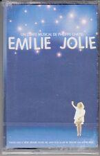 K7 AUDIO (TAPE) CONTE MUSICAL  *EMILIE JOLIE* HALLYDAY DUTRONC (NEUVE SCELLEE)