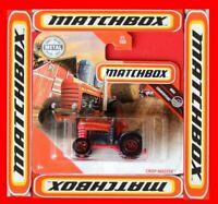 MATCHBOX 2020   CROP MASTER   91/100    NEU&OVP